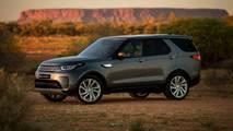 2018 Land Rover Discovery Australia