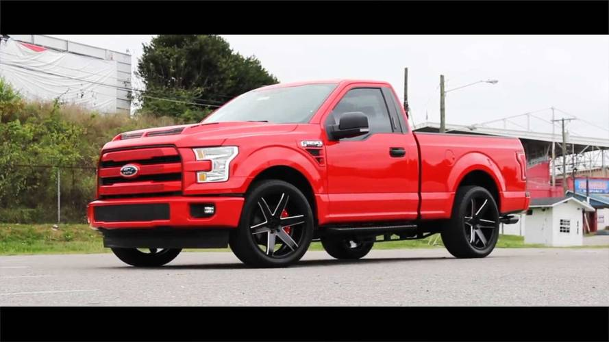 Ford Dealer Builds 750 HP F-150 With Shelby Bits And A Warranty