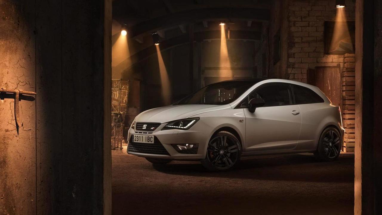 2016 SEAT Ibiza CUPRA facelift