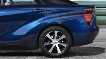 Toyota Mirai (Euro-spec)