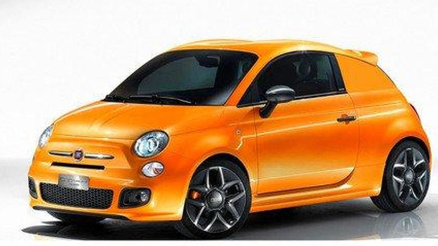 Fiat 500 Coupe Zagato produced by Scagliarini