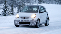Smart ForTwo by Brabus spy photo