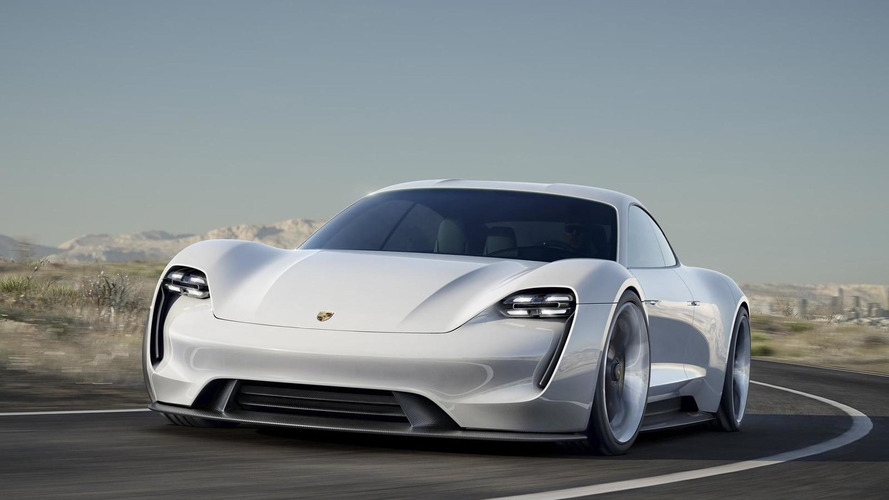 Porsche - Le catalogue électrique va s'enrichir