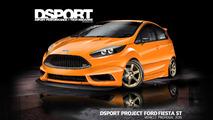 DSPORT Ford Fiesta ST