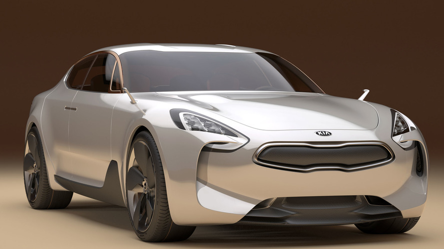 Production Kia GT means a sporty sedan as range topper in 2017