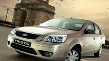 New Ford Fiesta (India)