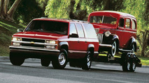 1936: Chevrolet Invents the SUV
