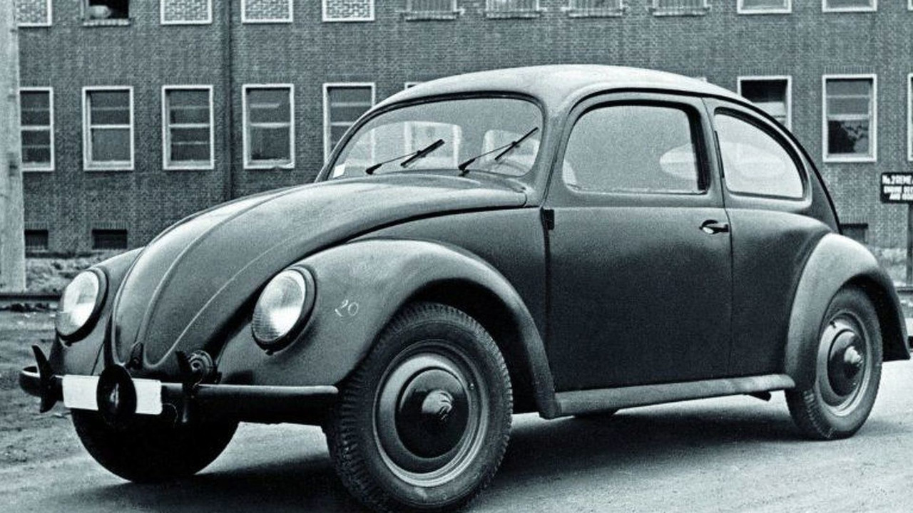 1946 Volkswagen Beetle