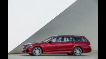 Mercedes Classe E Station Wagon restyling