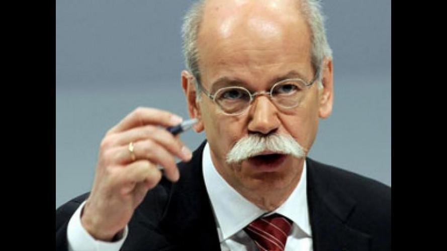 Mercedes: la crisi ha più risvolti negativi del previsto