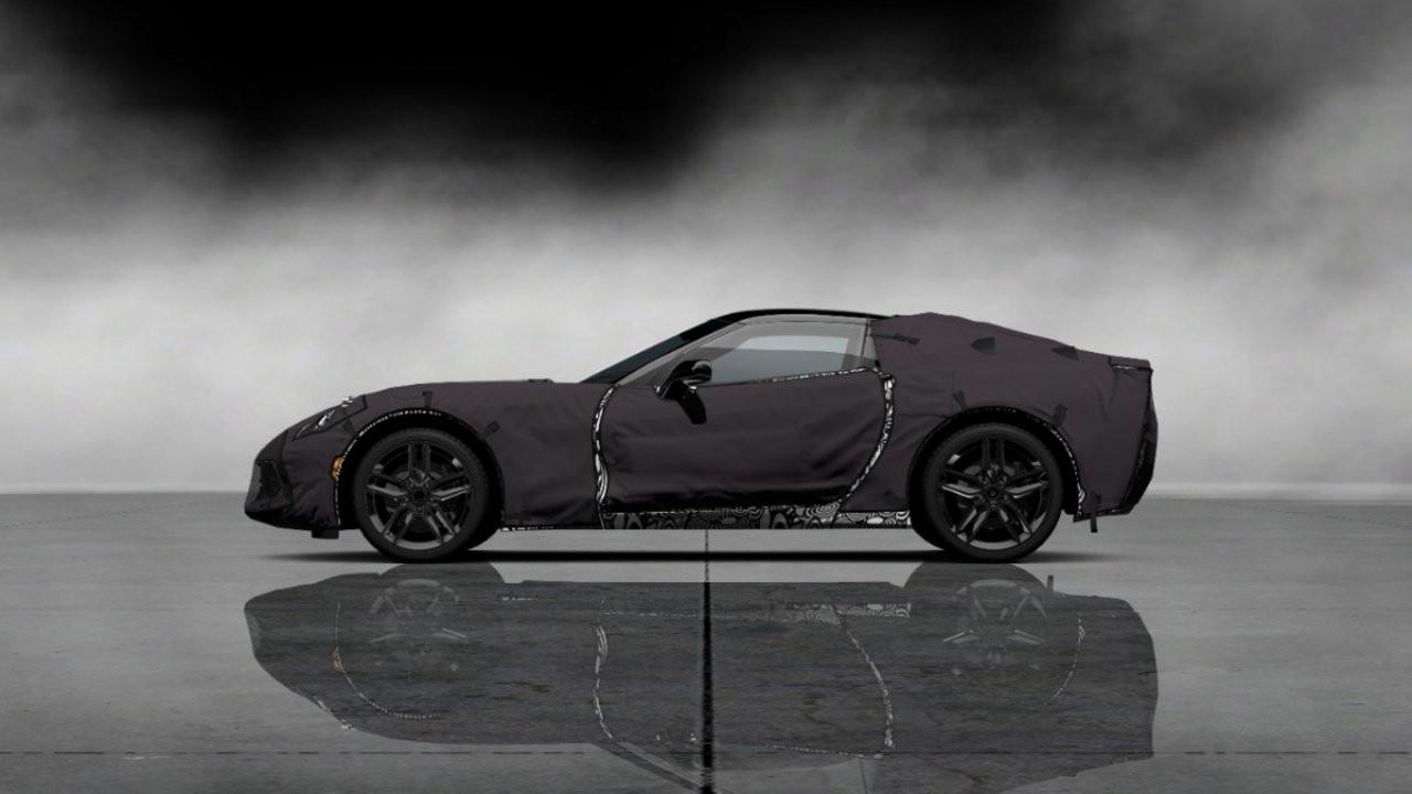 Corvette C7 Test Prototype su Gran Turismo 5