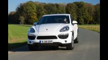 Porsche Cayenne S Diesel - TEST