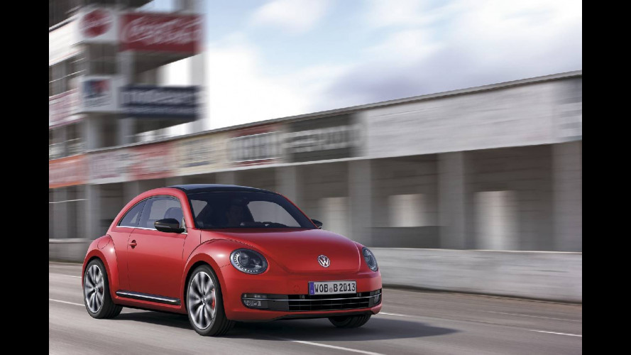 Vi piace la nuova Volkswagen Beetle?