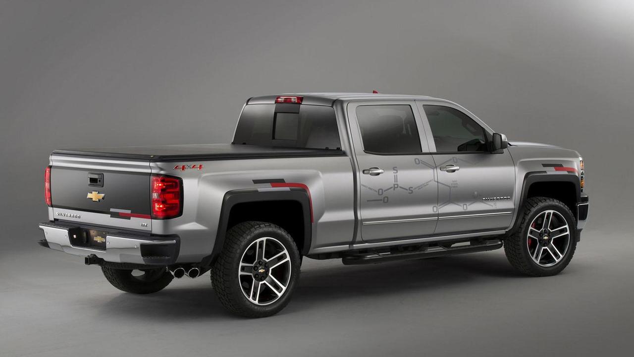 Chevrolet Silverado Toughnology concept