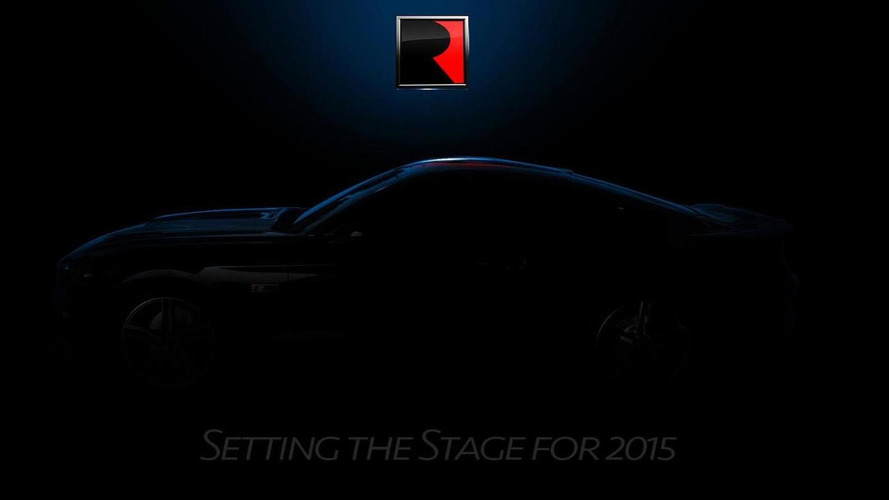 Roush teases their upcoming Ford Mustang