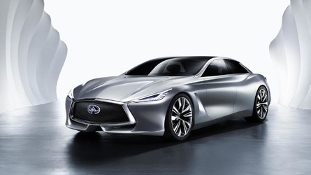 Infiniti Flagship Sedan Concept Confirmed For Detroit Debut