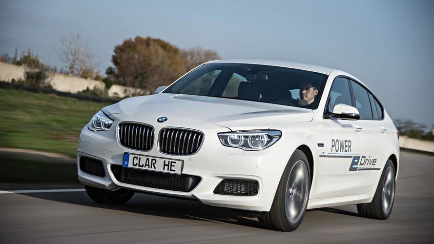 BMW focused on developing their new Power eDrive plug-in hybrid system