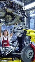 Porsche Cayenne Production