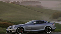 Mercedes-Benz SLR McLaren 722 Edition: More Details
