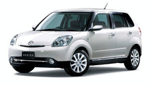 Mazda Verisa Facelift (JA)