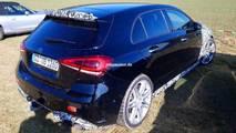 2020 Mercedes-AMG A45 spy photo