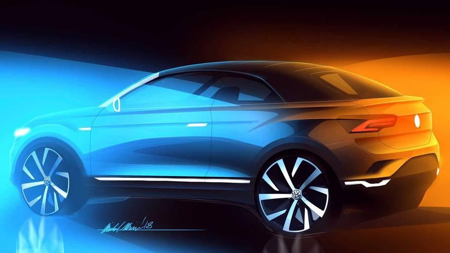 Volkswagen confirma inédito SUV conversível baseado no T-Roc