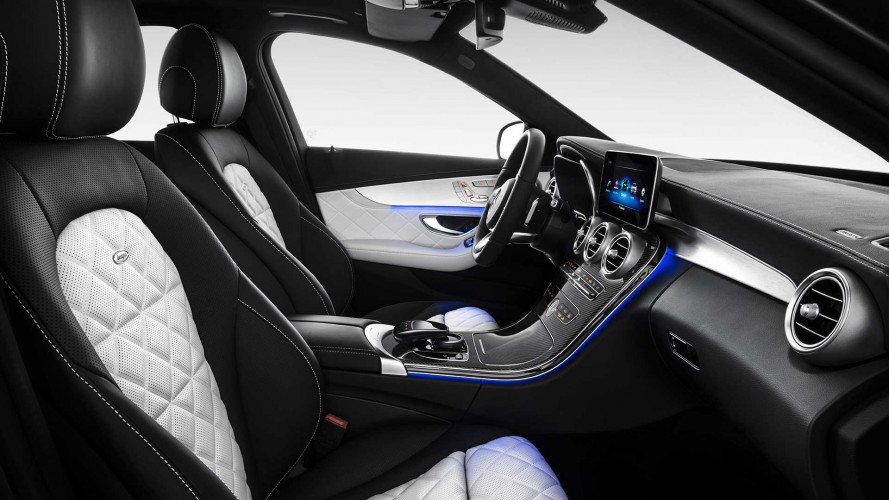 Makyajlı Mercedes-Benz C-Serisi