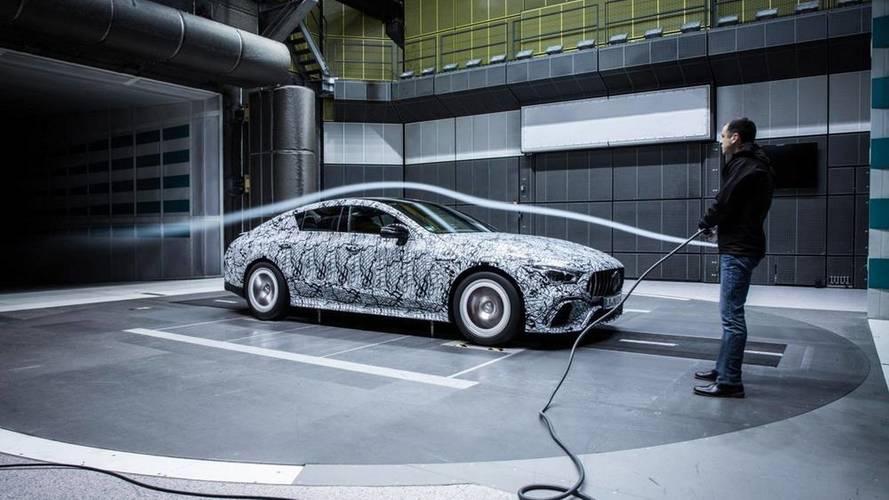 La Mercedes-AMG GT Coupé 4 portes sera bien à Genève