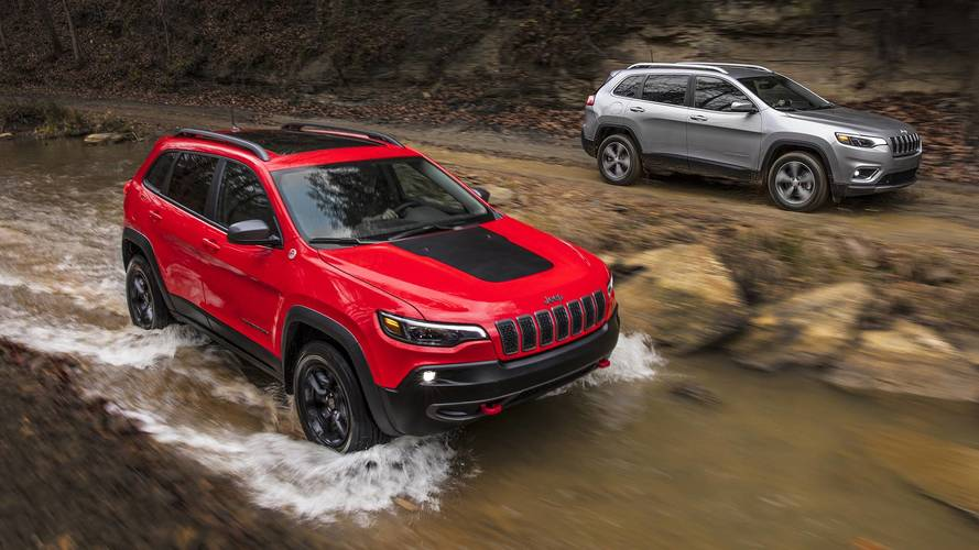 2019 Jeep Cherokee Debut