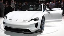 Porsche Mission E Cross Turismo Concept: Geneva 2018