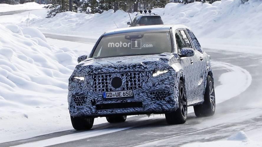 [GÜNCEL] Yeni Mercedes-AMG GLS 63 casuslarımıza yakalandı