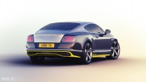 Bentley Continental GT Speed Breitling Jet Team Series Limited Edition