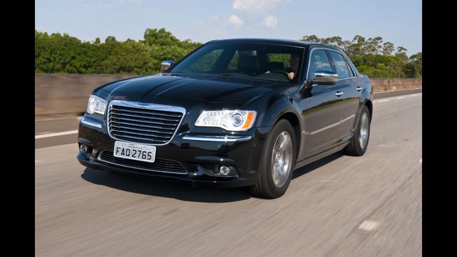 Recall: Chrysler chama 300C para reparar defeito nos airbags