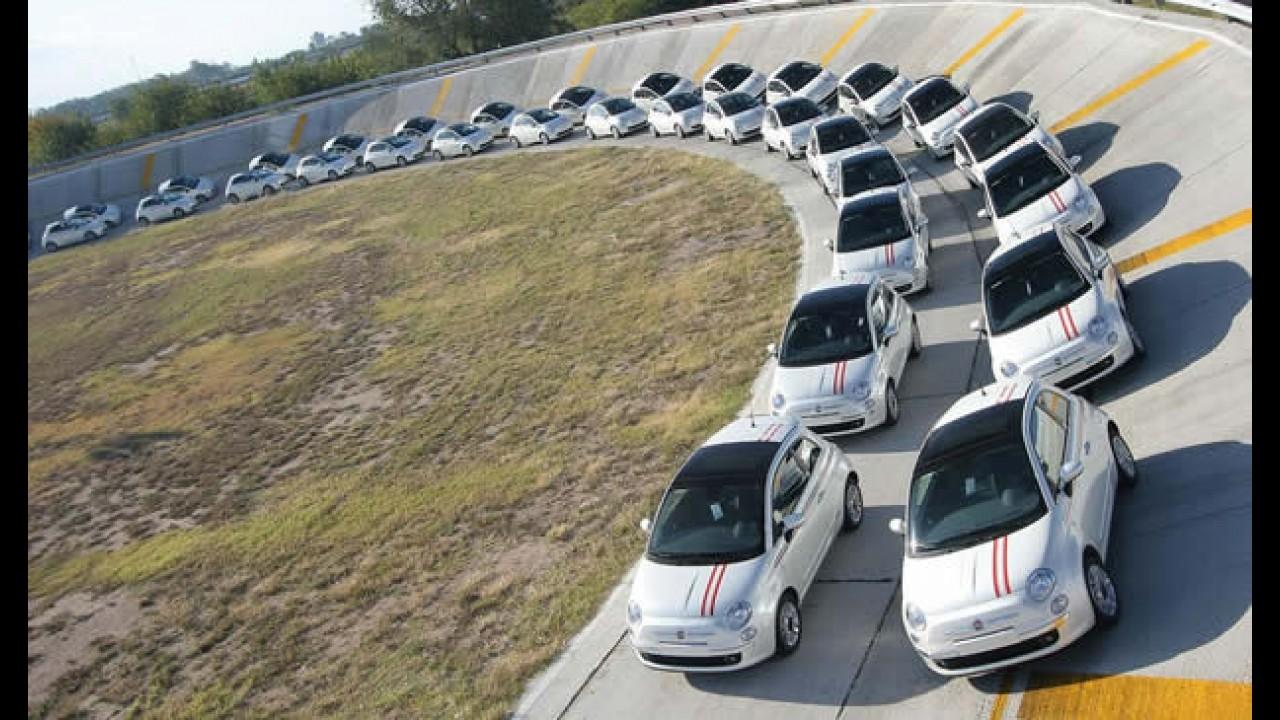 Fiat é a montadora que menos polui