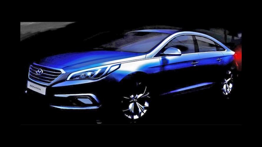Errou de novo: Hyundai se desculpa por divulgar consumo incorreto do Sonata 2015