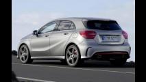 Mercedes diz que não planeja modelos menores que o Classe A