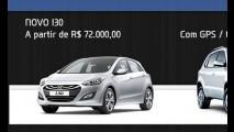 Com vendas fracas, Caoa baixa preço do novo i30 para R$ 72 mil