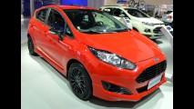 Salão SP: New Fiesta Sport, de visual invocado e mecânica original, chega em 2015