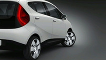 Pinifarina B0 All-Electric Concept with 250km Driving Range
