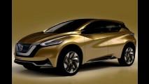 Nissan confirma estreia do novo Murano no Salão de Nova York; veja teaser