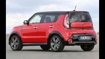 Kia Soul terá versões inéditas com com tração integral e motor turbo