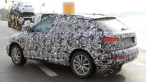2012 Audi Q3 spy photos - 1.27.2011
