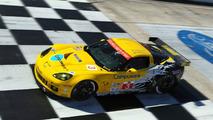 Corvette Racing Sebring Test 2010 08.03.2010