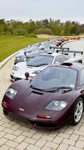 McLaren Automotive celebrates 20th anniversary of the legendary McLaren F1, 27.05.2010