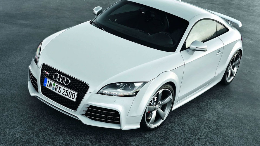 Audi TT-RS Limited Edition  S Tronic announced in Australia