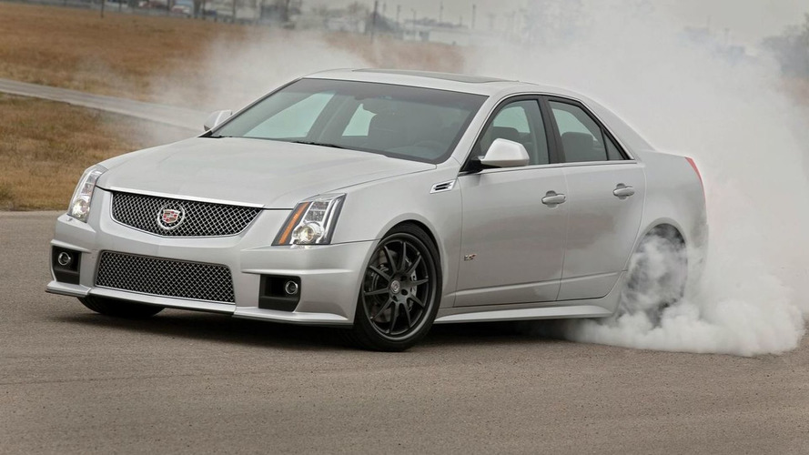Hennessey Cadillac CTS-V Hammer Wagon runs 10.69 second quarter mile [video]