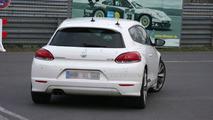 VW Scirocco R20 spy photo