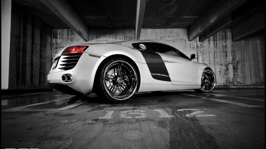 RENM Performance tunes Audi R8 V8 and V10 up to 600 PS