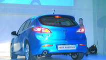All New Mazda3 Hatchback at 2008 Bologna Motor Show