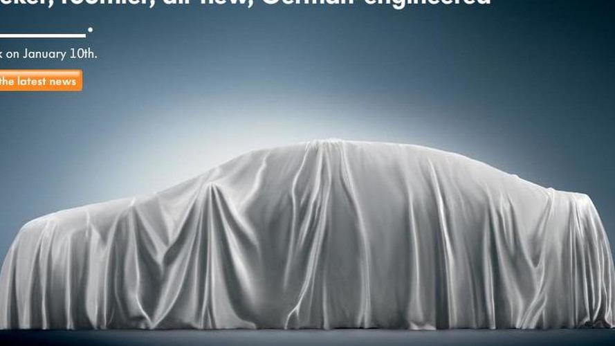 2012 Volkswagen NMS teased